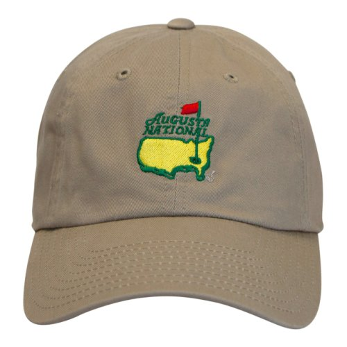 Augusta National Khaki Slouch Hat
