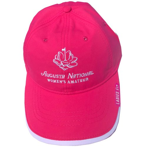 Augusta National Women's Amateur Golf Hat- Pink