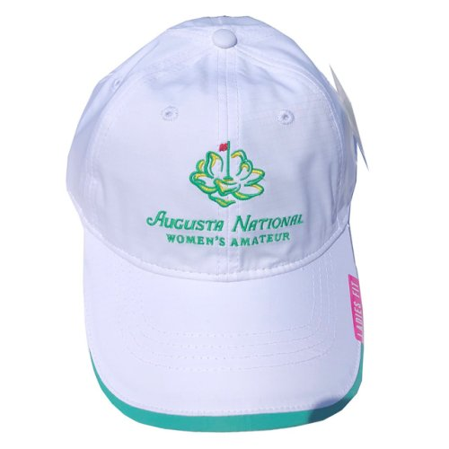 Augusta National Women's Amateur Golf Hat- White