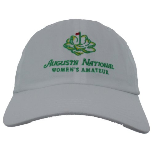 Augusta National Women's Amateur White Caddy Slouch Hat