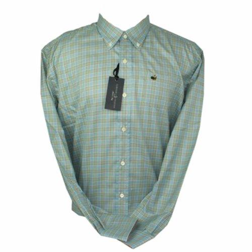 Berckmans Clubhouse Dress Shirt - Plaid