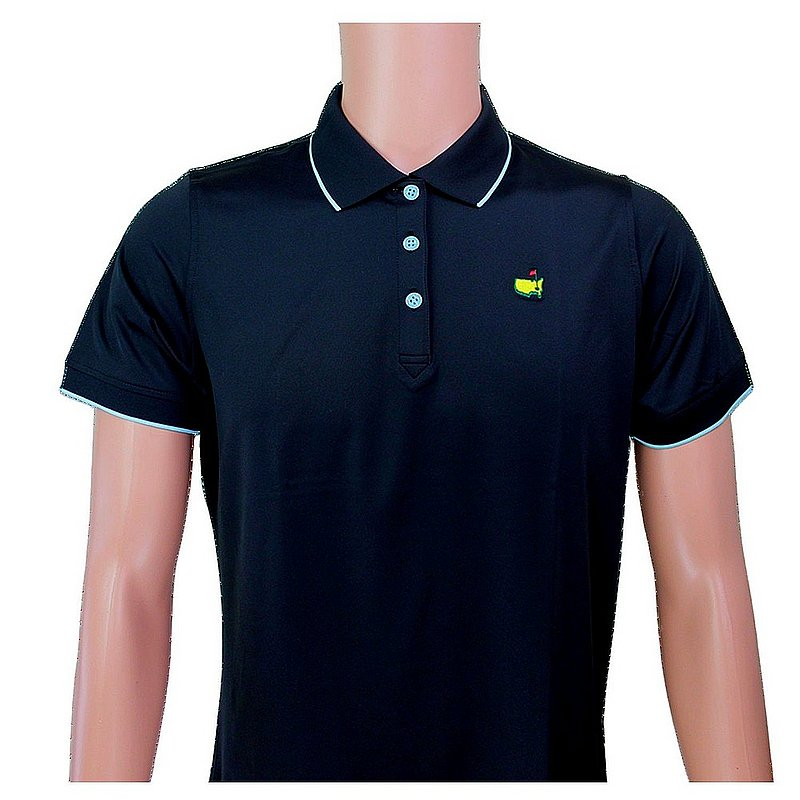 Ladies Masters Performance Polo - Black