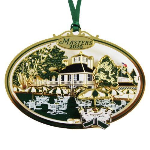 Masters 2020 Holiday Ornament (pre-order)