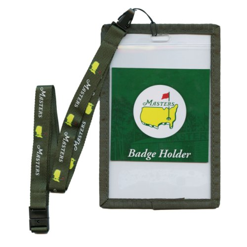 Masters Badge Holder