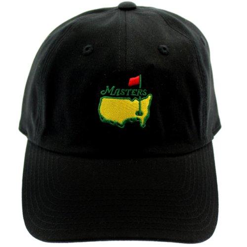Masters Black Caddy Hat