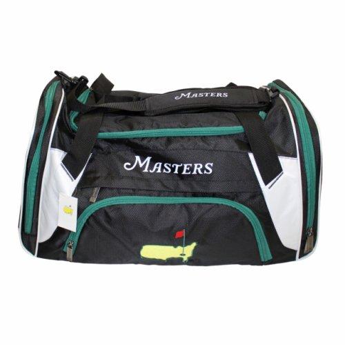 Masters Black Duffle Bag