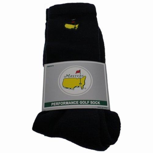 Masters Black Performance Socks