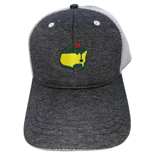 Masters Charcoal Grey Hat with Mesh Back