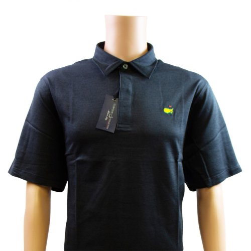 Masters Clubhouse Collection Golf Polo - Black