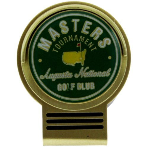 Masters Commemorative Hat Clip