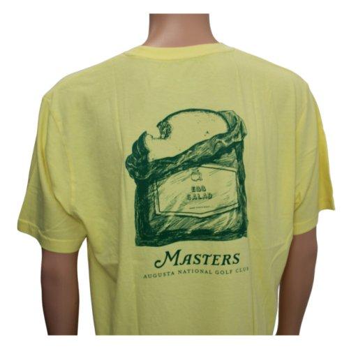 Masters Egg Salad Yellow T-Shirt