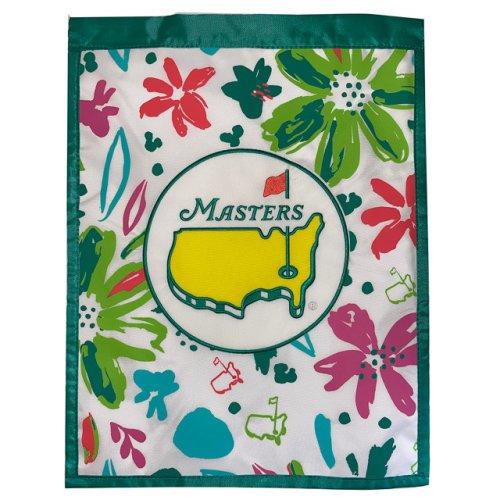 Masters Floral Garden Flag