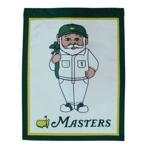 Masters Gnome Garden Flag