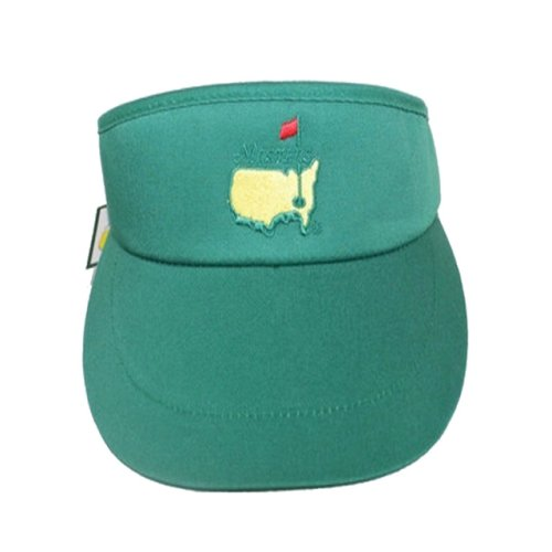 Masters Golf Green Visor
