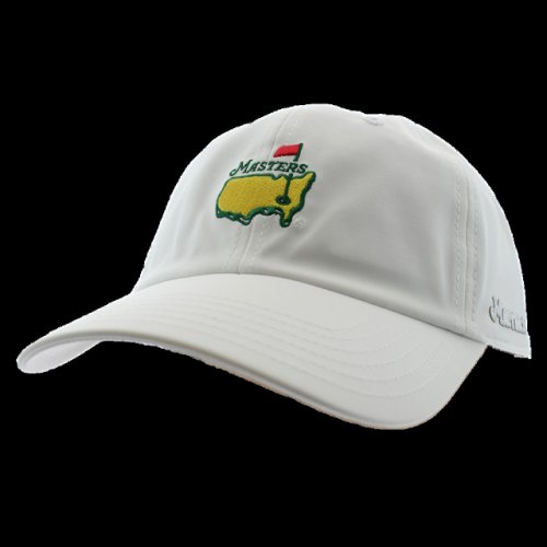 83b2d48df58be Masters Golf Tech Hat - White Reflective