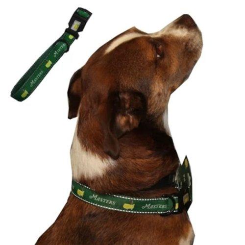 Masters Green Dog Collar (pre-order)