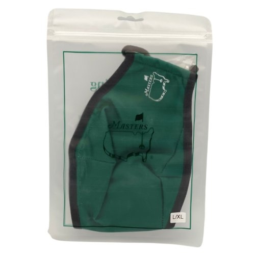 Masters Green Face Mask
