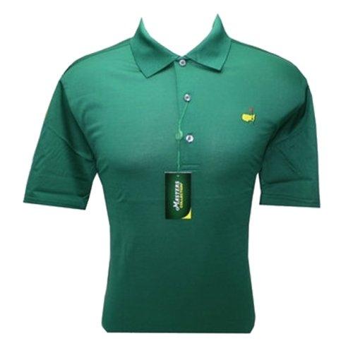 Masters Green Jersey Golf Shirt