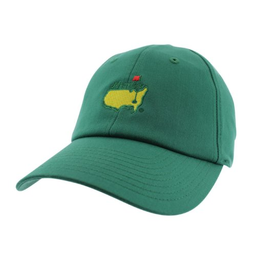Masters Green Performance Hat