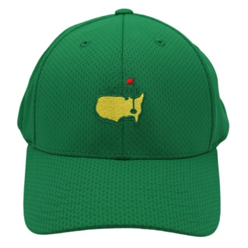 Masters Green Performance Tech Hat