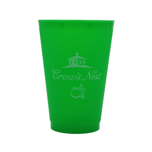 Masters Green Plastic Crow's Nest Cup