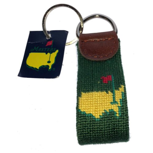 Masters Green Smathers & Branson Leather Key Fob (pre-order)
