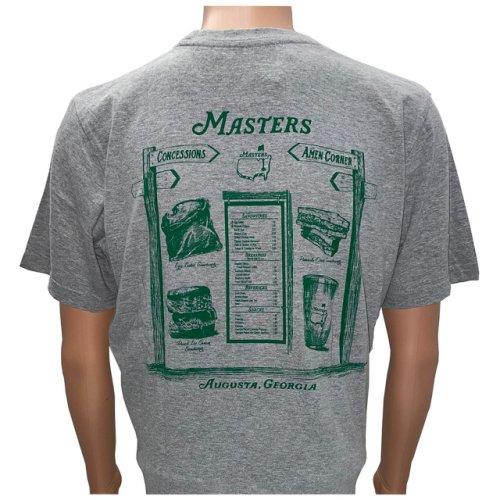 Masters Grey Concessions Shirt