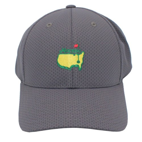 Masters Grey Performance Tech Hat