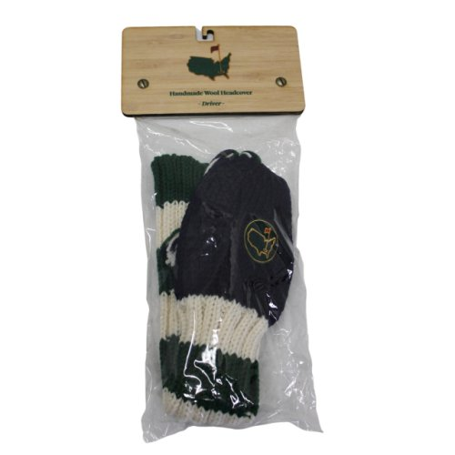 Masters Handmade Knitted Wool Headcover - Driver