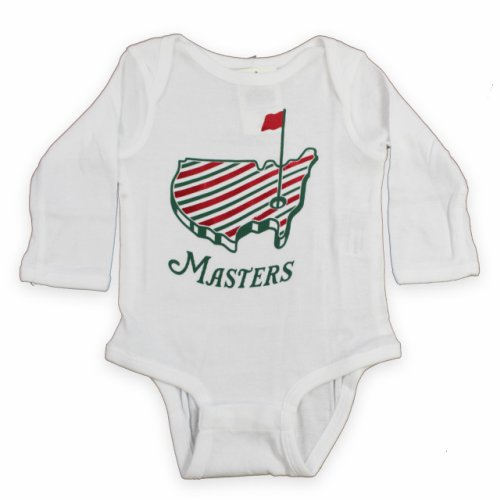 Masters Infant Long Sleeve Holiday Onesie