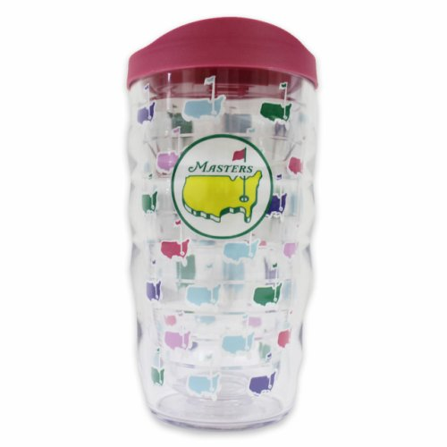 Masters Kids Tervis Tumbler with Pink Lid - 10 oz