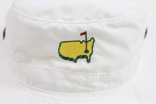 Masters Kids White Bucket Hat 4X - 6X