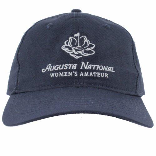 Masters Ladies Augusta National Women's Amateur Navy Performance Tech Hat