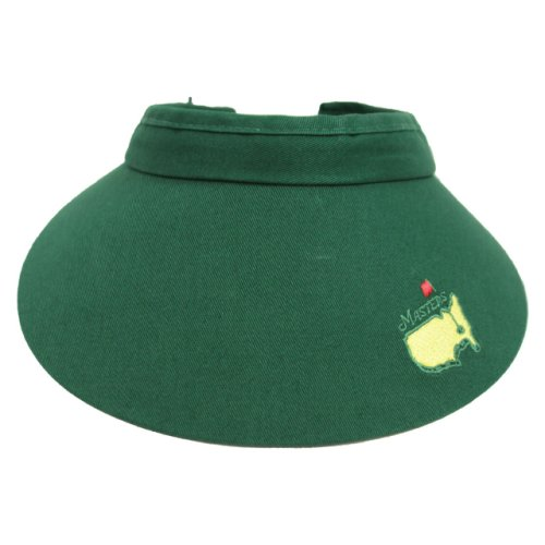 Masters Ladies Green Visor with I-Cord
