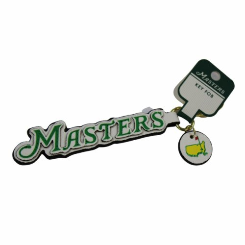 Masters Leather Key Fob