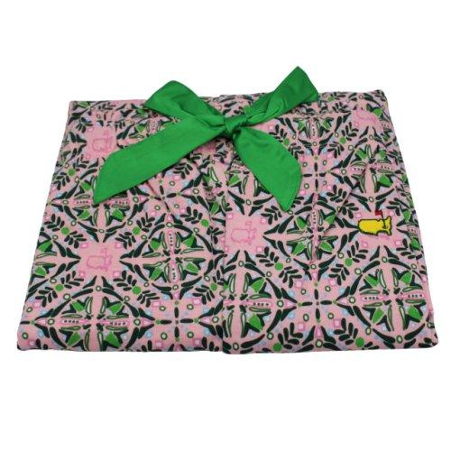 Masters Magnolia Lane Ladies Pink and Green Pajama Bottoms