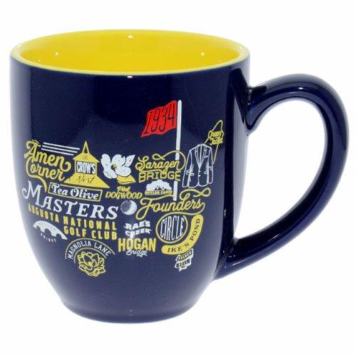 Masters Navy Iconic Logo Coffee Mug (pre-order)