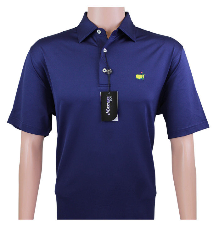Masters Performance Golf Shirt - Navy