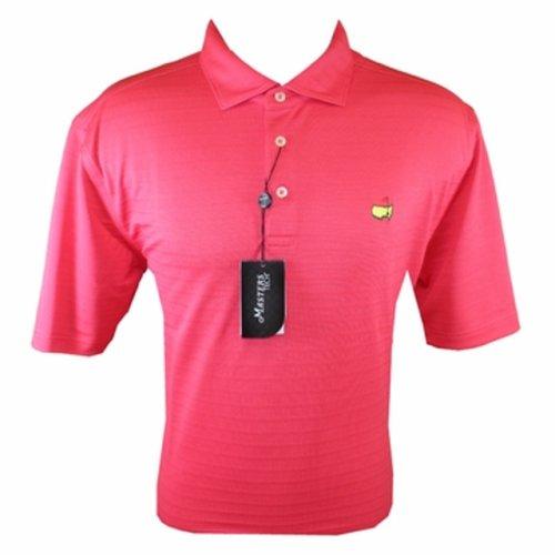 Masters Performance Tech Golf Shirt - Pink