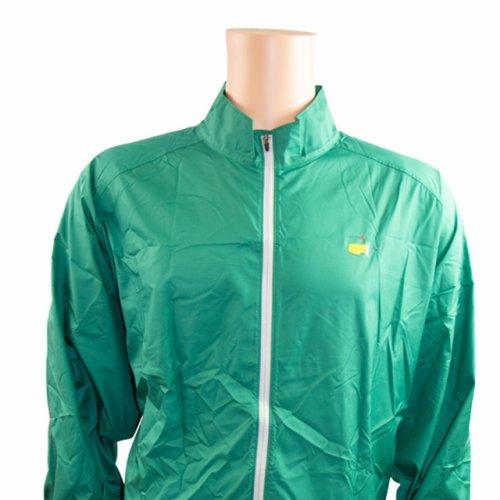 Masters Peter Millar Augusta Green Foldable Rain Jacket