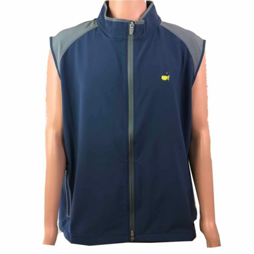 Masters Peter Millar Clubhouse Navy Performance Tech Vest