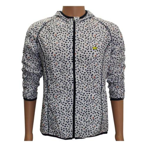 Masters Peter Millar Ladies Foldable Rain Jacket - Medium Only