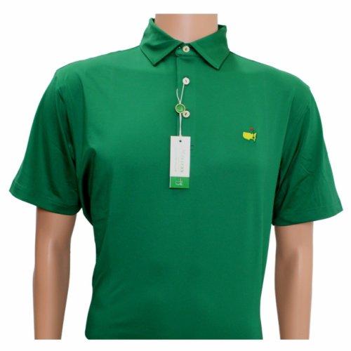 Masters Peter Millar Performance Augusta Pine Tech Golf Shirt