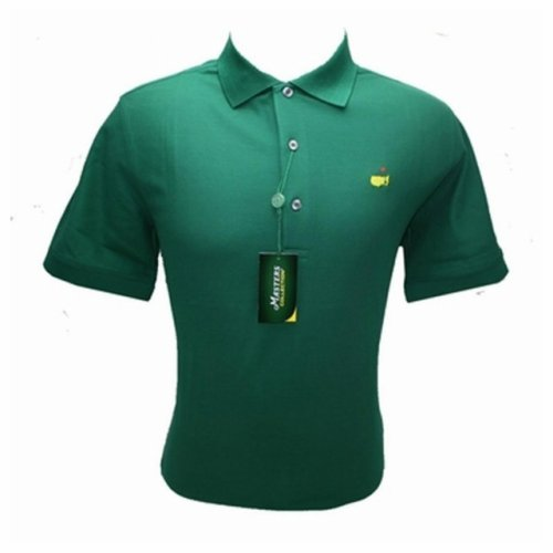 Masters Polo Shirt - Green - 100% Pima Cotton (pre-order)