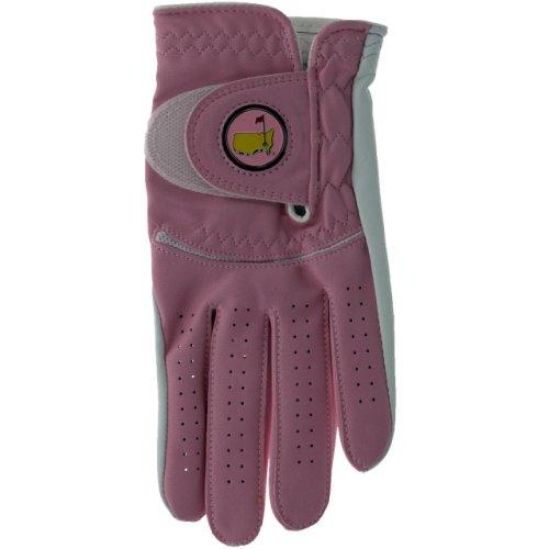 Masters Premium Leather Golf Glove - Pink Women's