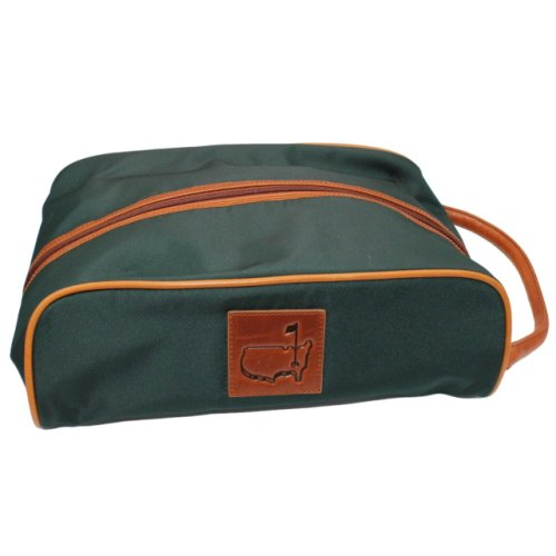 Masters Premium Shoe Bag with Brown Leather Bottom