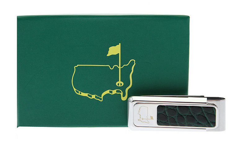 Masters Premium Stainless Steel With Alligator Money Clip