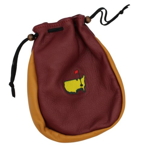 Masters Premium Valuables Pouch - Maroon