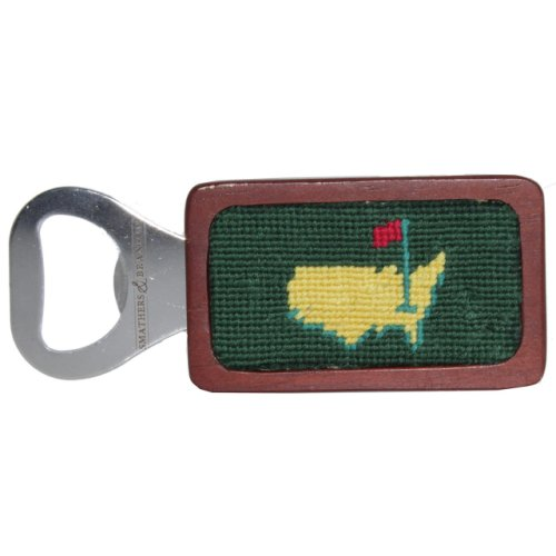 Masters Smathers & Branson Green Magnetic Bottle Opener
