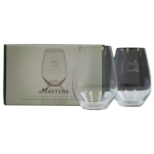 Masters Stemless Wine Glasses